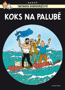 Tintin Koks na palubě