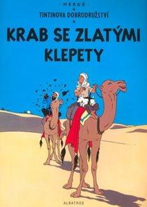 Tintin Krab se zlatými klepety