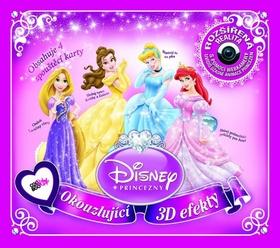 Disney Princezny Okouzlující 3D efekty