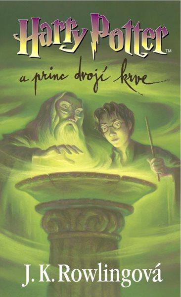 Harry Potter a princ dvojí krve - Rowlingová k Joanne - 11x19