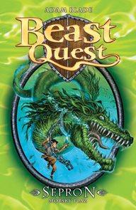 Sepron mořský plaz - Beast Quest 2