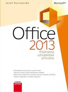 Microsoft Office 2013 Podrobná uživatelská příručka