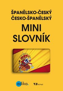 Španělsko-český česko-španělský mini slovník