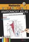 Netterův vybarvovací anatomický atlas