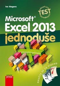Microsoft Excel 2013: jednoduše