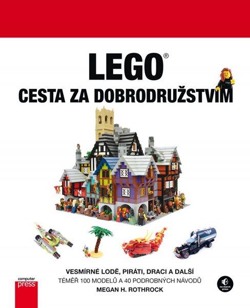 LEGO Cesta za dobrodružstvím 2 - Megan Rothrock - 22x26