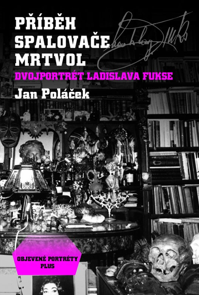 Příběh spalovače mrtvol - Jan Poláček - 12x19 mm