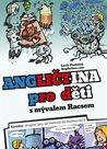 Angličtina pro děti s mývalem Racsem +CD
