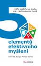 5 elementů efektivního myšlení