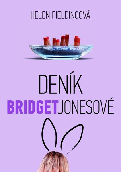 Deník Bridget Jonesové - Helen Fieldingová - 15x21, Sleva 50%