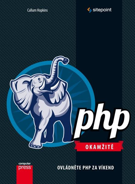 PHP Okamžitě - Callum Hopkins - 17x23