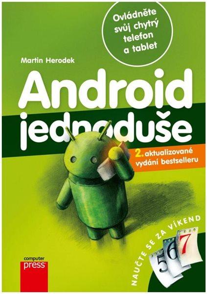 Android Jednoduše - Martin Herodek - 15x21