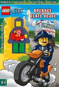 LEGO? CITY Operace Zlaté vejce