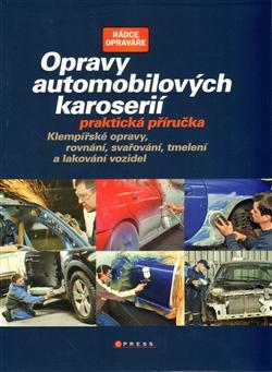 Opravy automobilových karosérií - Igor Škunov - 21x29
