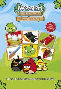 Angry Birds Papírové hrátky s prasátky a ptáky