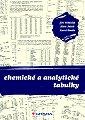 Chemické a analytické tabulky - Vohlídal Jiří - A5, brožovaná