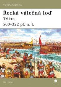 Řecká válečná loď - Triéra  - 500-322 př. n. l.