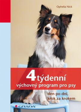 4 týdenní výchovný program pro psy - Nick Ophelia - 170x235 mm, brožovaná