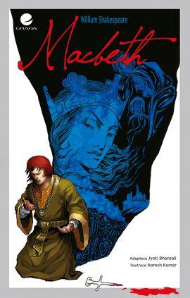 Macbeth - komiks - Shakespeare William - 15x24