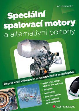 Speciální spalovací motory a alternativní pohony - Hromádko Jan - 17x24