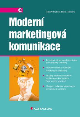 Moderní marketingová komunikace - Přikrylová Jana, Jahodová Hana - 17x24