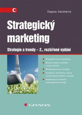 Strategický marketing - Jakubíková Dagmar - 17x24