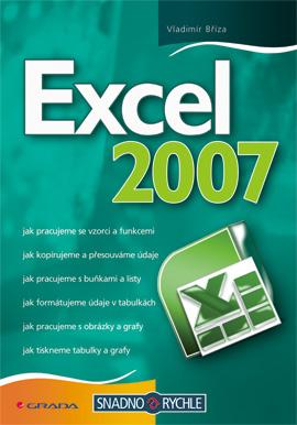 Excel 2007 - Vladimír Bříza - 14x21 cm