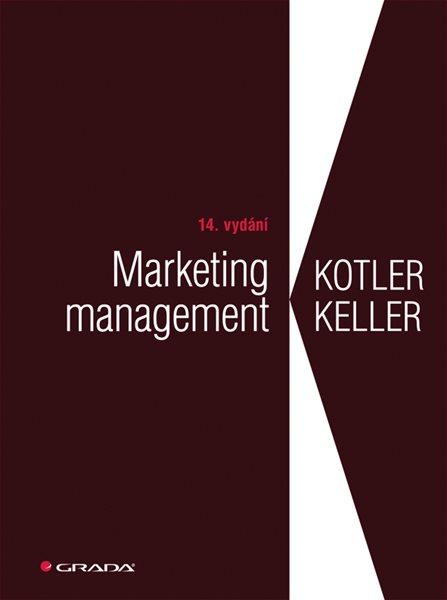 Marketing management, 14. vydání - Kotler Philip, Keller Kevin Lane - 21x28, Doprava zdarma