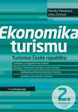 Ekonomika turismu - Monika Palatková, Jitka Zichová - 17x24