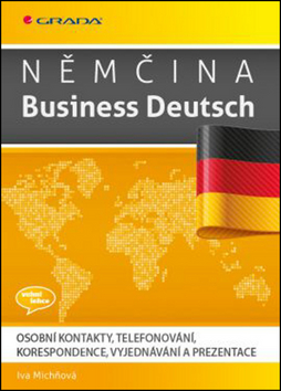Němčina Business Deutsch - Iva Michňová - 14x21