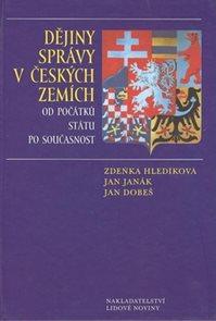 Dějiny správy v českých zemích