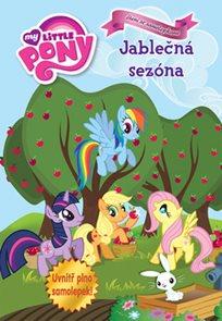 My Little Pony Jablečná sezóna Čtení se samolepkami