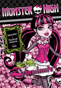 Monster High Vše o Draculauře