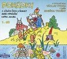 CD Pohádky z Jižních Čech a Šumavy aneb vyprávění kapra Jakuba