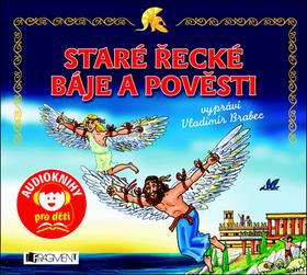 CD Staré řecké báje a pověsti
