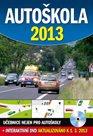 Autoškola 2013 + DVD
