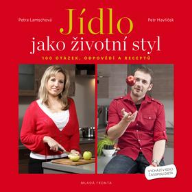 Jídlo jako životní styl - Lamschová Petra, Havlíček Petr - 21x21