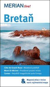Bretaň - turistický průvodce Merian