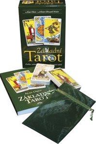 Základní Tarot - 78 karet a kniha