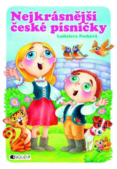 Nejkrásnější české písničky - Ladislava Pechová - 19x28