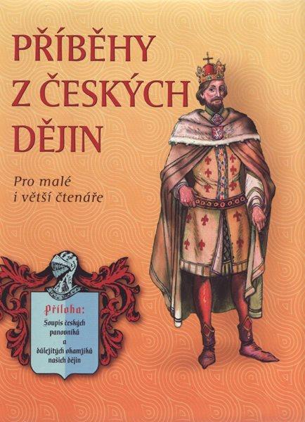 Příběhy z českých dějin - 24x30, Sleva 43%