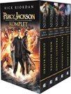PERCY JACKSON - 1.-5.díl - box