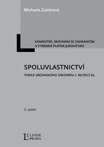 Spoluvlastnictví podle občanského zákoníku č. 89/2012