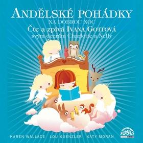 CD Andělské pohádky - Gottová Ivana - 13x14