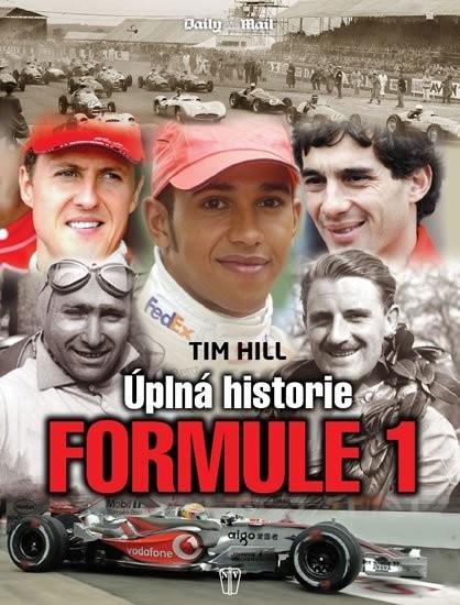 Formule 1: Úplná historie - 23x30