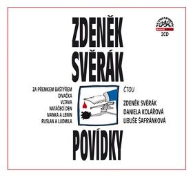 CD Zdeněk Svěrák Povídky - Svěrák Zdeněk - 13x14