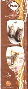 Magnetická záložka Koťata
