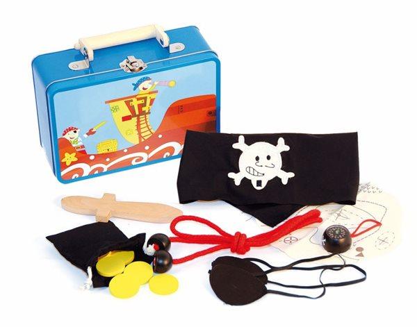 Piráti - set v kufříku