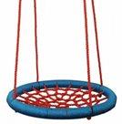Houpací kruh - červený, průměr 85 cm, nosnost 100kg
