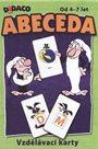 Vzdělávací karty Abeceda Pojď s námi do pohádky